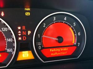 Bmw E65 Parking Brake Repair Orion Auto Service In