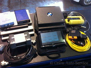 Just some of the diagnostic tools in our arsenal | Orion Auto Service