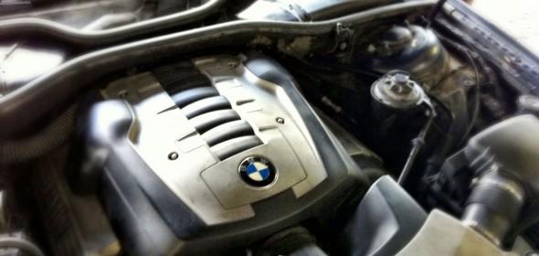 BMW valve job on a 2006 BMW 750Li