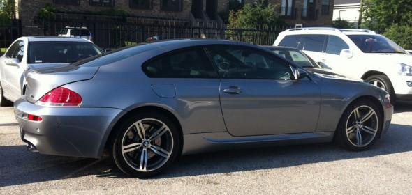 2007 BMW M6 Alternator Replacement